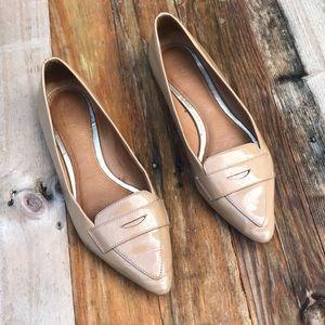 Coach | Nude Cream Color Tabitha Loafers size 7